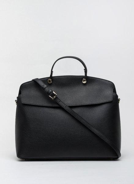 Черна чанта My piper