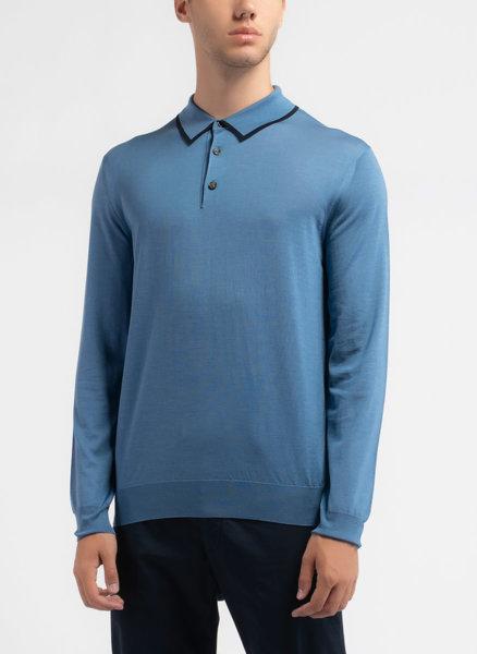 Пуловер от вълна