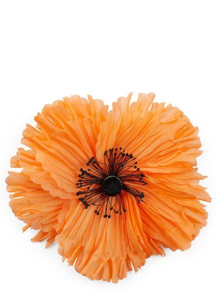 Брошка Копринено цвете
