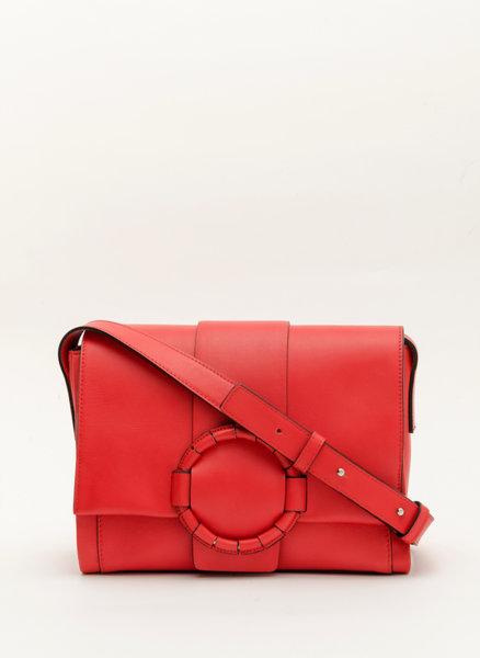 Crossbody чанта с капак