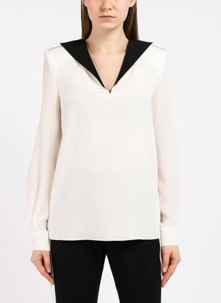 Копринена блуза