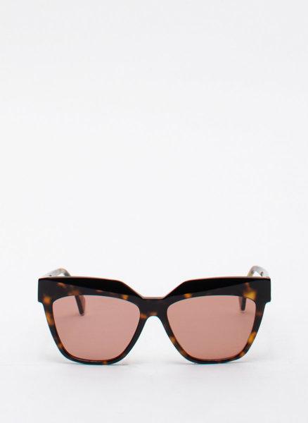 Правоъгълни очила Cat eye