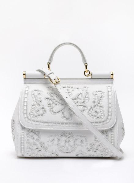 Чанта с бродерия Sicily