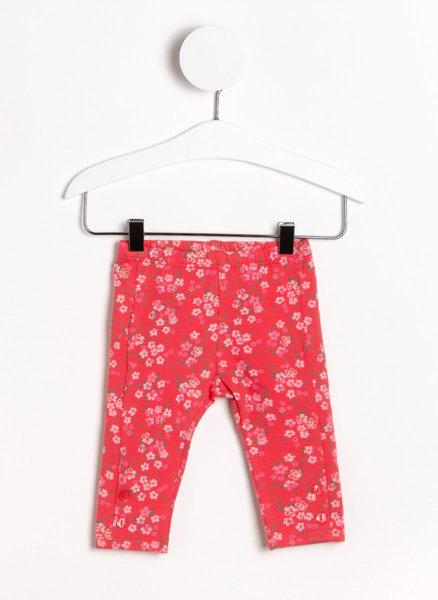 Панталон с флорален принт