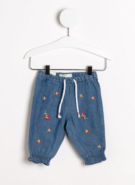 Панталон с тематичен принт