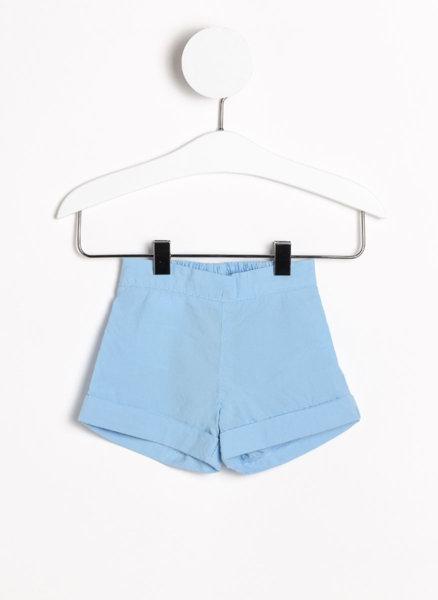Памучни къси панталони