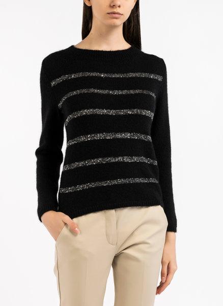 Пуловер от мохер