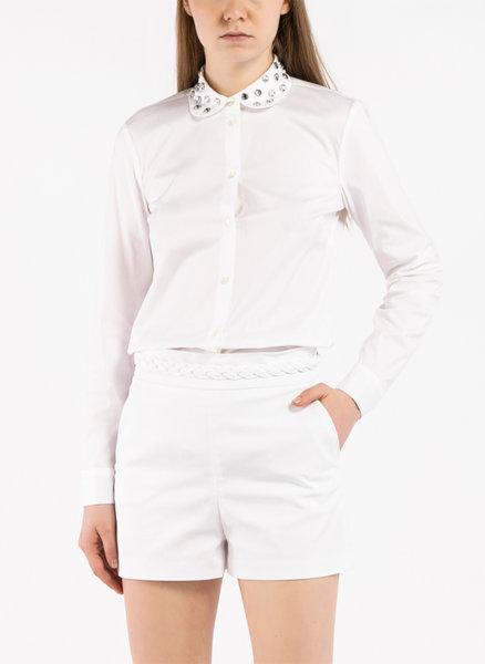 Риза с декорация кристали