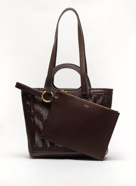 Чанта с подвижен клъч