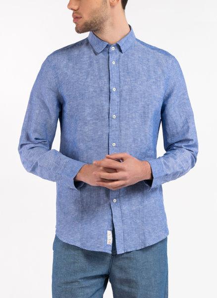 Риза с лен