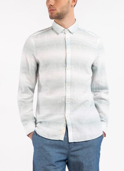 Риза с лен и райе