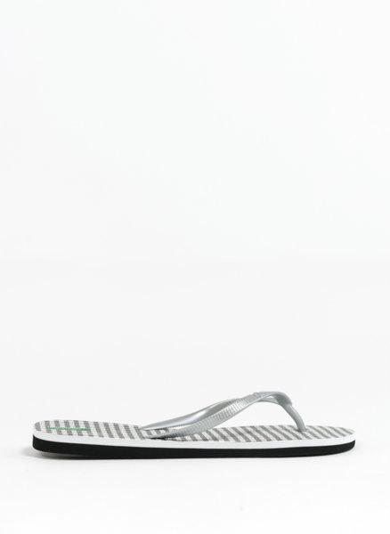 Плажни чехли с каре