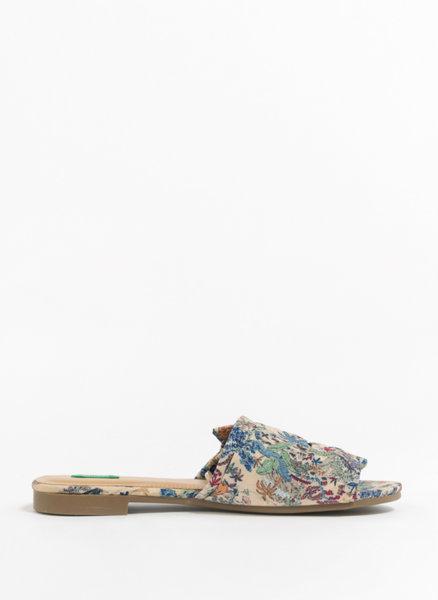 Плажни чехли с принт