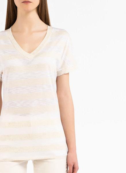 Тениска с лен