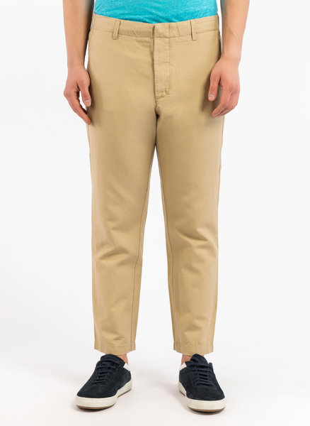 Панталон със скъсена дължина