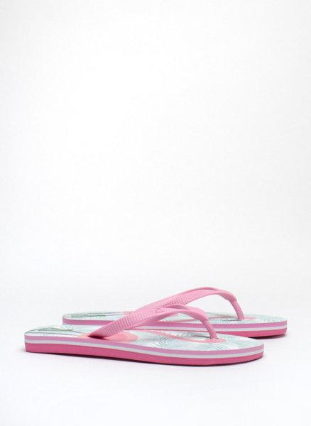 Плажни чехли с тематична подметка