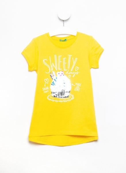 Тениска с пайети