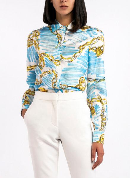 Риза с Chain принт