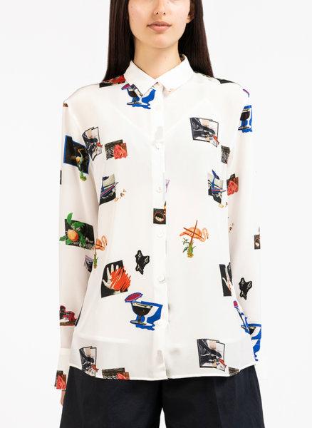 Риза с Paul's Scrapbook принт