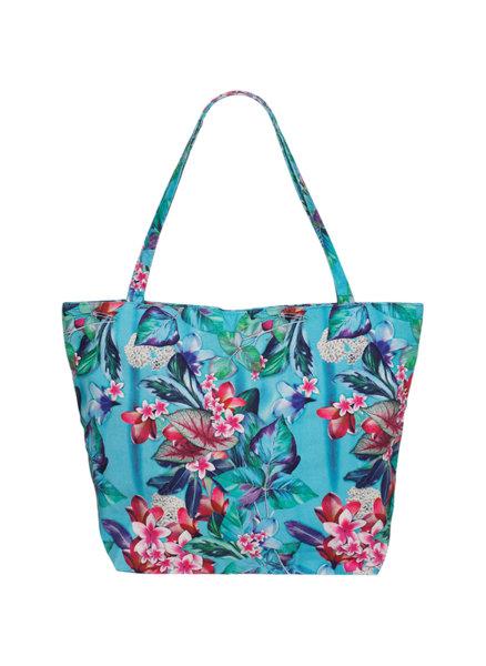 Чанта Turquoise Tropical