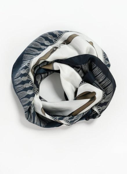 Копринен шал