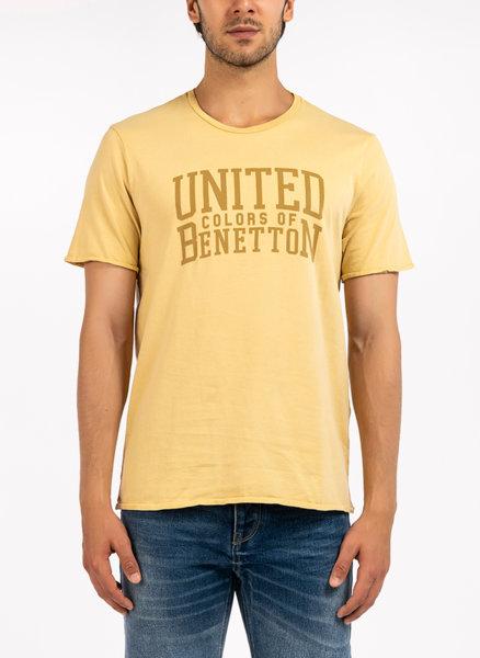 Памучна тениска с лого