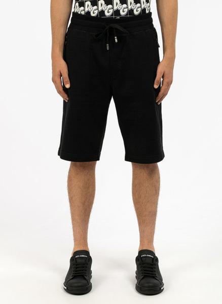 Къси панталони с метално лого