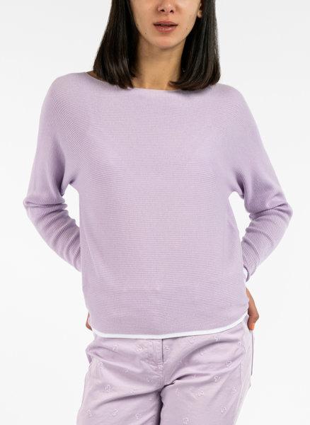 Пуловер с кашмир