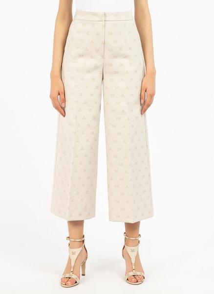 Скъсен панталон с принт MaxMaraGram