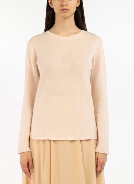 Пуловер от кашмир и коприна
