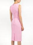 Вталена миди рокля