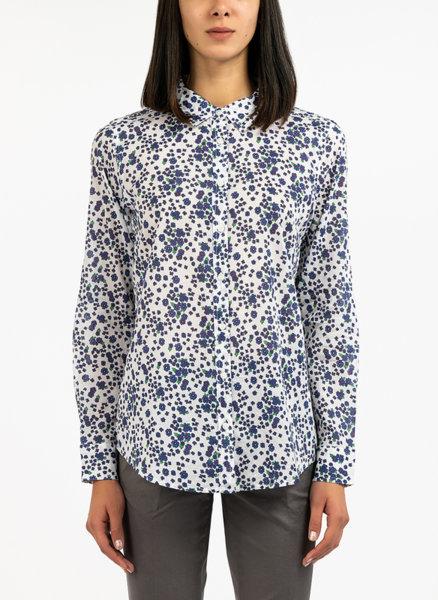 Риза с цялостен принт