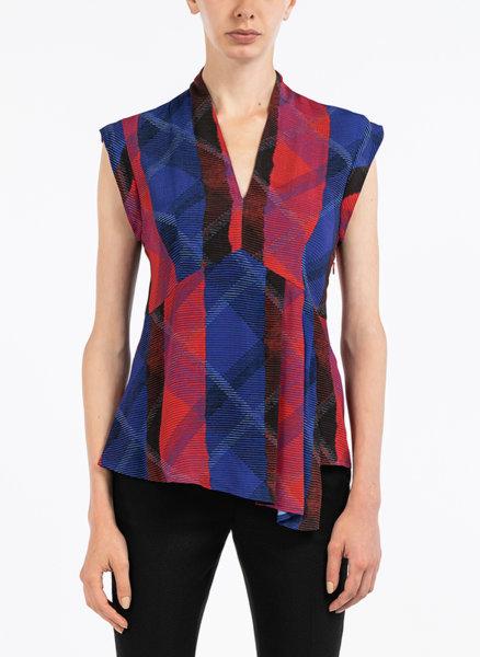 Асиметрична блуза