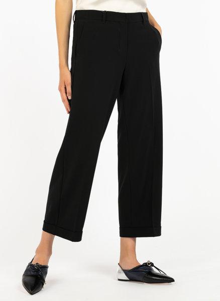 Панталон със скъсена кройка Max Mara Vertigo
