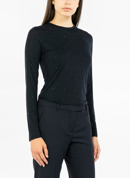 Блуза с капси Max Mara Angio