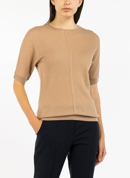 Пуловер с къс ръкав Max Mara Umbria