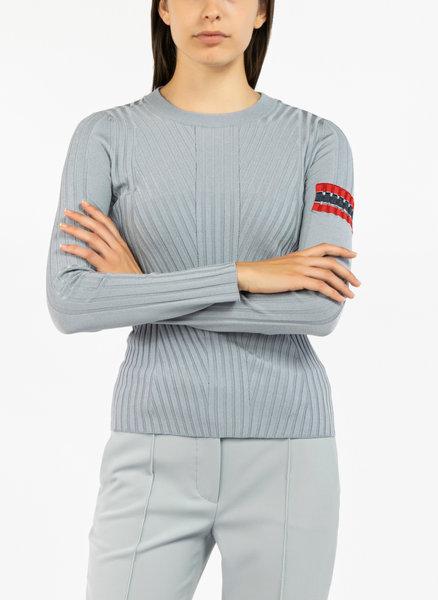 Пуловер от рипсена материя Sportmax Merano