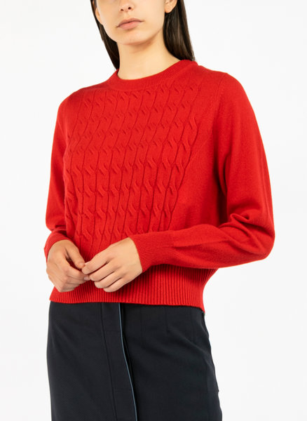 Кашмирен пуловер Sportmax Rana