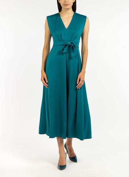 Сатенена рокля Marella Garza
