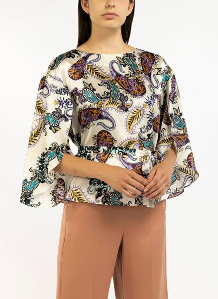 Флорална блуза Marella Nicchia
