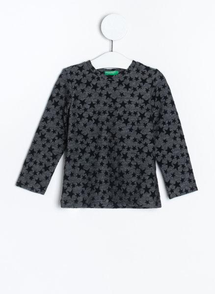 Блуза с принт Benetton Kid/Junior