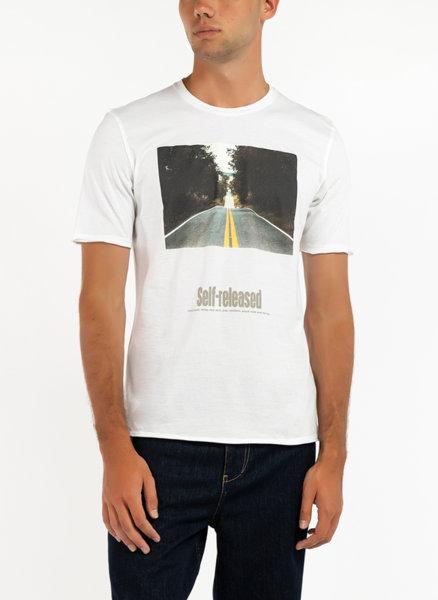 Тениска с щампа Benetton