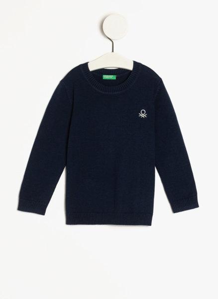 Памучен пуловер Benetton