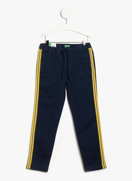 Панталони със странични ленти Benetton
