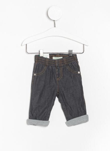 Дънков панталон с ластик Benetton