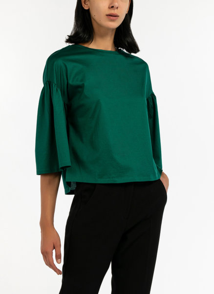 Блуза с широки ръкави Weekend Max Mara Alba