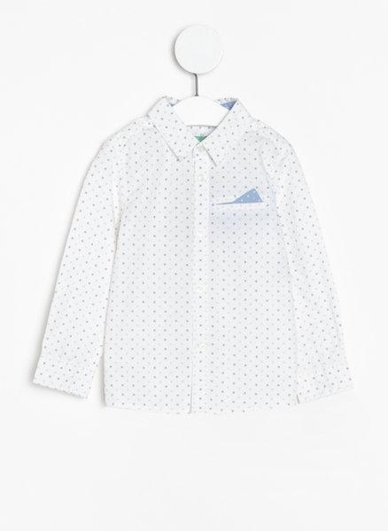 Памучна риза Benetton
