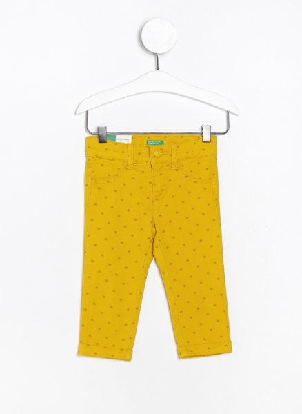 Панталон с принт Benetton