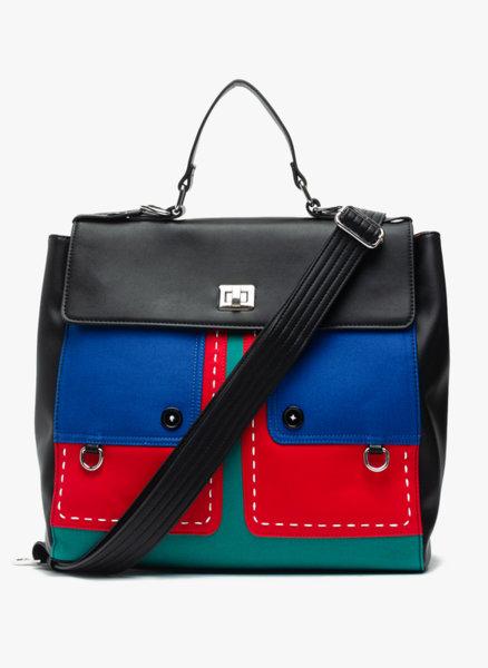 Colour block чанта Benetton