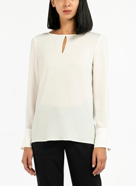 Блуза с коприна Pennyblack Eiffel